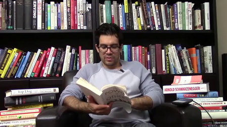 Tai Lopez Reading