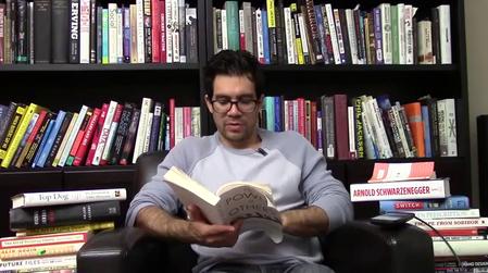 Tai Lopez Reading